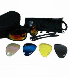 Daisy Shooting, Biking, Driving UV Outdoor Sport Polycarbonate Eye