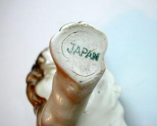 Antik Porzellanfigur Löwe Keramik Figur VTG antique porcelain figure