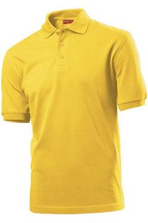 Hanes Beefy Polo Shirt Herren Poloshirt S M L XL XXL