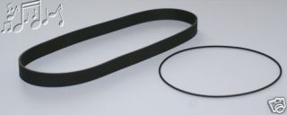 Riemen Hitachi D 550 555 Cassette Tape Deck Rubber Belt