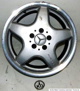 AMG Alufelge für Mercedes SLK R170 Felgen Felge 1704010102 7,5Jx17