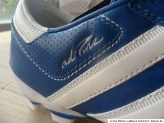 adidas adiPURE III TRX FG   Gr. 40   Fußballschuhe Nocken LEDER
