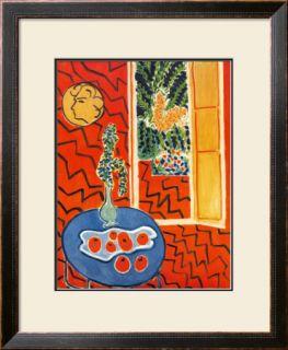 Henri Matisse Poster Frames