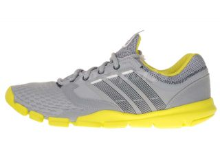 Adidas Adipure Trainer 360 Grey Yellow Mens Training Shoes G63460
