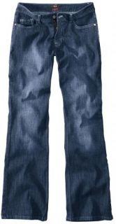 HIS Jeans Hose Sunny, 101 10 825, dark heavy stretch