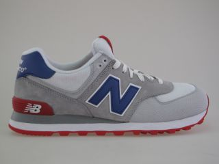 Balance ML 574 CVY white/red/blue Gr. 44 us 10 Neu Schuhe 576 577 1500