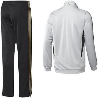 REAL MADRID TUTA TEAM 2012 ADIDAS OFFICIAL EQUIPEMENT TRACK SUIT