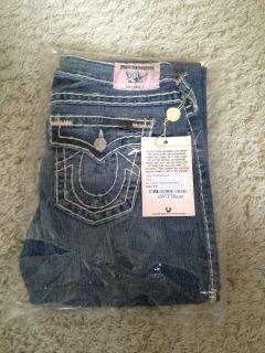 TRUE RELIGION Jeans BILLY SUPER T PASTEL WJC572BA2 2V MED DRIFTER NEU