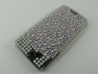 Sony Ericsson Xperia Arc Arc S Strass Schutz Hülle Cover Case Bling