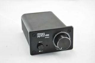 MUSE M50 2*50W@4Ω D AMP TDA3123 Hi Fi stereo Amplifier