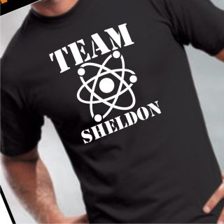 Shirt THE BIG BANG THEORY TEAM SHELDON S XXL 9798