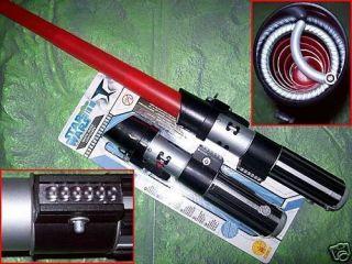 Darth Vader LASERSCHWERT rot LICHTSCHWERT Star Wars NEU