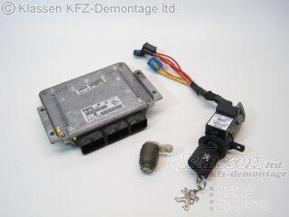 Motorsteuergerät Peugeot 607 3.0 V6 0261206742 (Engine control unit