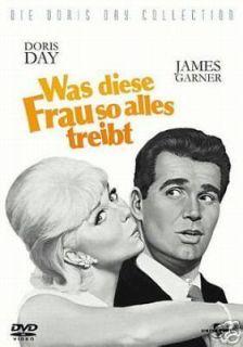 Was diese Frau so alles treibt Doris Day  DVD NEU 605