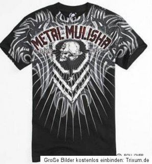 NEU   METAL MULISHA *BLACK* T SHIRT MENS GR.S