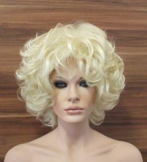 Sylvia Fine  Perücke   Travestie Drag Queen Divine  mit irrer