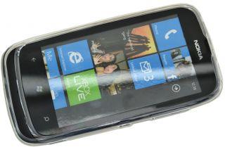 Nokia Lumia 610   Silicon Case Handytasche Hülle Tasche Bag