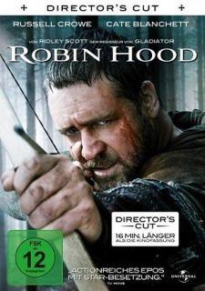 Robin Hood   Directors Cut (Russell Crowe)  DVD  606