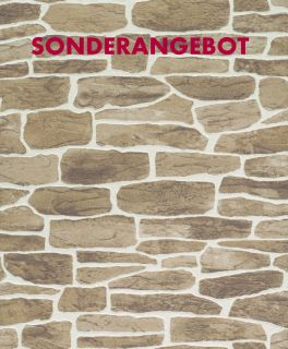 Tapete Vliestapete Steintapete Marburg 50814 (2,78€/m²)