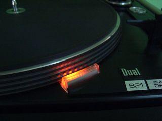 Dual CS 621 Automatic Plattenspieler Turntable DMS 242E