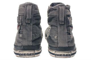 Diesel MAGNETE EXPOSURE IV W   Damen Schuhe Sneaker Chucks   Gunmetal