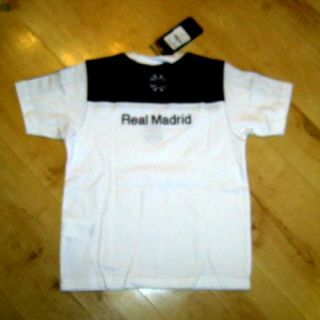 Trikot T Shirt Real Madrid Shirt Maglia Camiseta #110