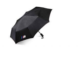 BMW M Taschenschirm Regenschirm Schirm ORIGINAL NEU   Kollektion 2012
