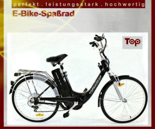 elektrofahrrad 26er e bike pedelec super leichtes fahren. Black Bedroom Furniture Sets. Home Design Ideas