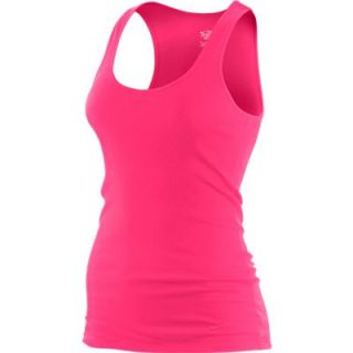 Original Nike Athletic Departhment Damen Rib Tank Top voltage cherry