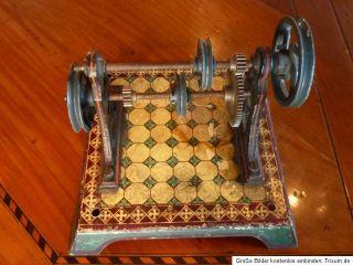 Transmission Getriebe Märklin   Bing orginale Farbfassung um 1900
