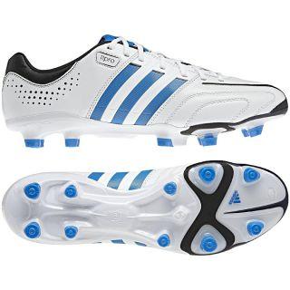 Adidas Adipure 11pro Trx FG Fußballschuhe Weiß/Blau Nocken
