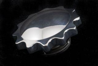 KUHLERDECKEL VINTAGE POLIERT CHEVY RADIATOR CAP FORD GM KUHLER DECKEL