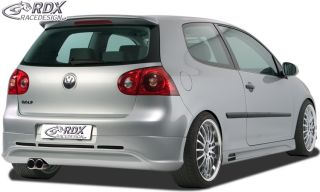 RDX Bodykit VW Golf 5 Spoiler Set Tuning Styling a. ABS