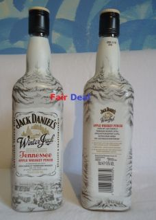 Jack Daniels Winter Edition 0,7l Flasche   Jack Daniels Apfelpunch