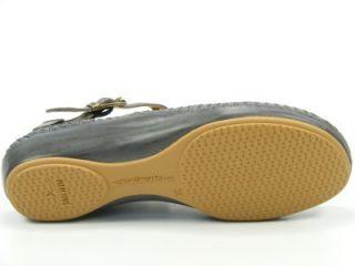 Schuhe Damen Sandalen Sandaletten Puerto Vallarta blau 655 8891