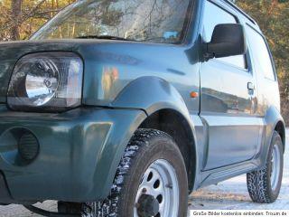 Suzuki Jimny 1,3i 16V 4x4 Allrad 1.Hand Behördenfahrzeug Polizei