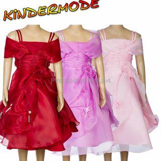 Mädchen Fest Kleid Kommunionskleid Taufe Hochzeit Kommunion Kinder