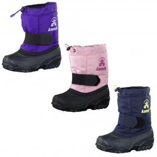 Kamik Kinder Winter Stiefel Tickle 3958
