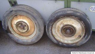 Fiat Oldtimer 2 x Bremstrommel Fiat Topolino ?? 30er Jahre