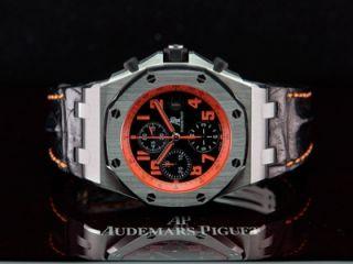 Audemars Piguet Royal Oak Offshore Volcano Chronograph UVP € 20900