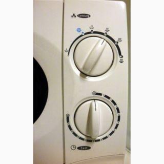 wercom mikrowelle 700 watt freistehend 20 liter volumen 6