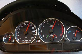 Original BMW M3 M Logo Kombi/Tacho E36 E46 Z3 E32 E34