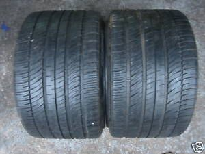 2x 365 710 zr540 A 108Y Michelin Pilot Sport PS2 PAX