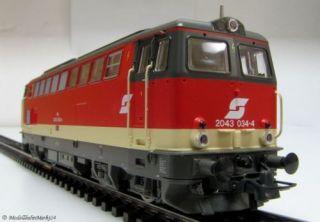 ROCO 68885 ÖBB Diesellok Rh 2043 KKK Decoder Ep V   OVP