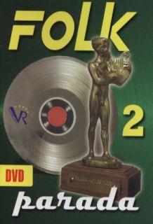 FOLK PARADA 2 DVD Goga Sekulic Srbija BOSNA Bijeljina