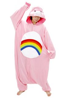 The Original Kigurumi Cheer Bear Fancy Dress Party Pajamas Care