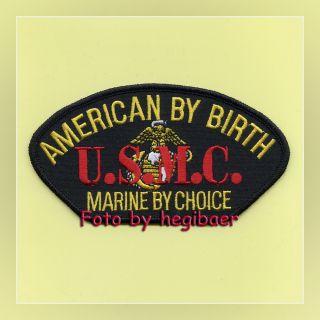 US MARINE CORPS USMC PATCHES AUFNÄHER AUFBÜGLER 715