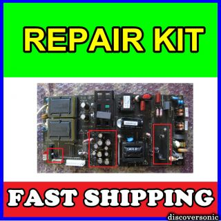 ELEMENT ELCPO321 ELCP0321 POWER SUPPLY CAPACITOR REPAIR KIT