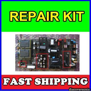 ELEMENT ELCPO321 ELCP0321 POWER SUPPLY CAPACITOR REPAIR KIT