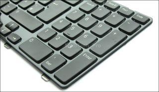 Orig. DE Tastatur f. Dell Vostro 3750 V3750 Series mit beleuchtung